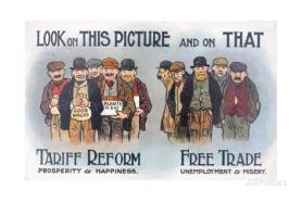 anti-free-trade-postcard