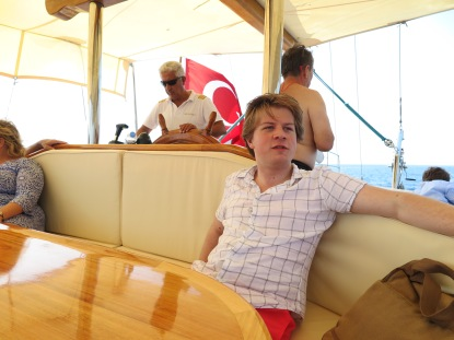 2017 09 19 Bodrum Boat Trip KJM 01