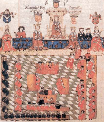 Resultado de imagen para english parliament 1340 image