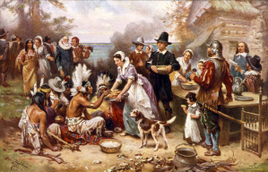Puritans Thanksgiving