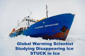 Global Warming in one photo