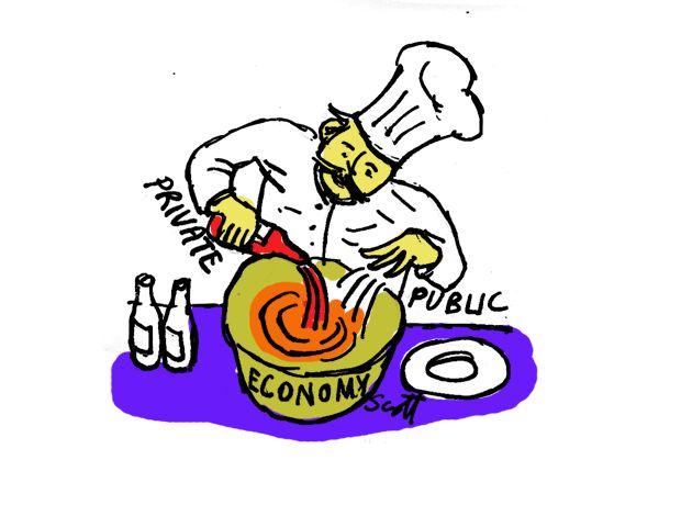 economic myths  11  u2013 the mixed economy