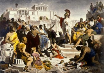 Democracy Athens