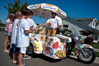 Ice cream vendors in Tacoma, WA