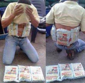 venezuelan smuggler