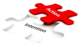 action intention